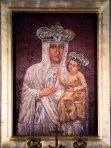 Nabożeństwo do Matki Bożej, Pani Rozniszewskiej