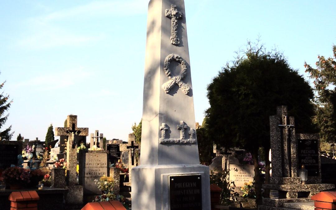 Komunikat Komitetu Odnowy Cmentarza