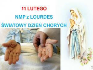 Dzień chorego - Msza wintencji chorych iosób wpodeszłym wieku