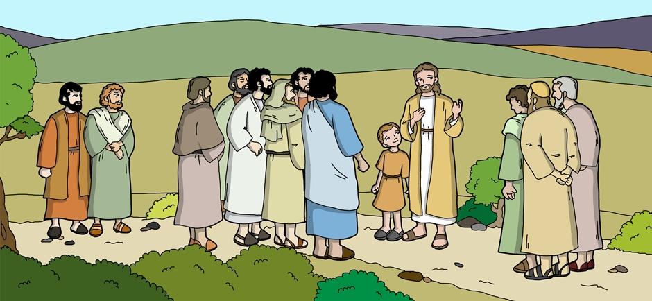 Piątek 5Tygodnia Wielkanocy